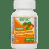Deva Nutrition LLC Vegan 1 a Day Multivitamin 90 tabs D00027