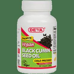 Deva Nutrition LLC Vegan Black Cumin Seed Oil 90 vegcaps D0044