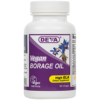 Deva Nutrition LLC Vegan Borage Oil 500 mg 90 vegetarian capsules D00256