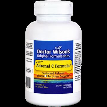 Doctor Wilsons Original Formulations Adrenal C Formula 150 Caplets D01022