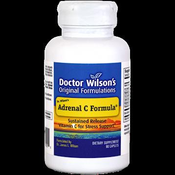 Doctor Wilsons Original Formulations Adrenal C Formula 90 Caplets D01015