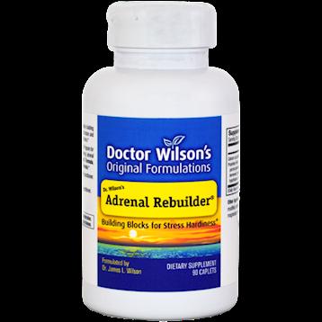 Doctor Wilsons Original Formulations Adrenal Rebuilder 90 Caplets D01039