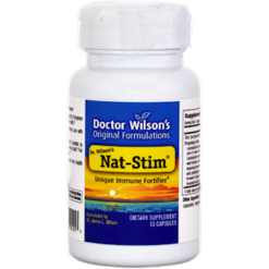 Doctor Wilsons Original Formulations Nat Stim 45 Capsules D01053