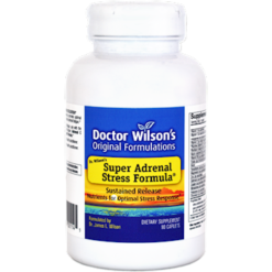 Doctor Wilsons Original Formulations Super Adrenal Stress Formula 90 Caplets D01152