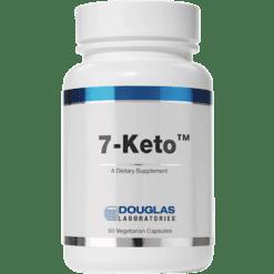 Douglas Labs 7 KETO 100 mg 60 vcaps 7KET9