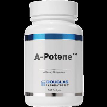 Douglas Labs A Potene™ 25 100 gels APOTE