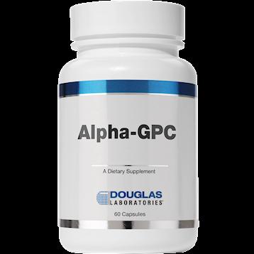 Douglas Labs Alpha GPC 60 vegcaps ALP41