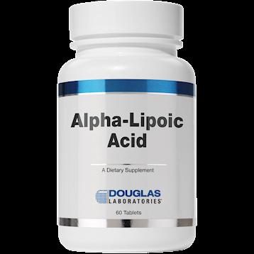 Douglas Labs Alpha Lipoic Acid 100 mg 60 tabs LPA