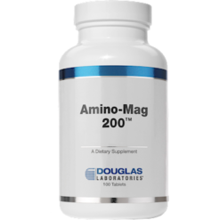 Douglas Labs Amino Mag 200 mg 100 tabs MAG