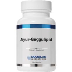 Douglas Labs Ayur Guggulipid 90 caps AYU23
