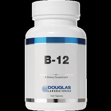 Douglas Labs B 12 500 mcg 100 tabs B12S5