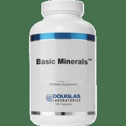Douglas Labs Basic Minerals 180 caps BMN