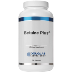 Douglas Labs Betaine Plus 650 mg 250 caps BETA6