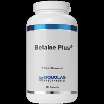 Douglas Labs Betaine Plus 650 mg 250 caps BETA6