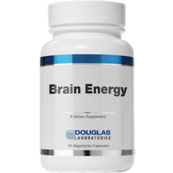 Douglas Labs Brain ENERGY 60 vegcaps BRA31