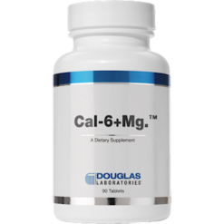 Douglas Labs Cal 6 Mg™ 90 tabs CAL27