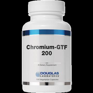 Douglas Labs Chromium GTF 200 mcg 100 vcaps CGTF