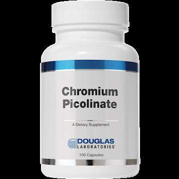 Douglas Labs Chromium Picolinate 250 mcg 100 caps CHRO9
