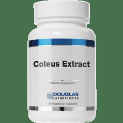 Douglas Labs Coleus Extract 60 vegcaps COL43