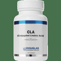 Douglas Labs Conjugated Linoleic Acid 120 softgels D37256