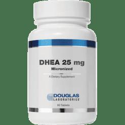Douglas Labs DHEA 25 mg 60 tabs DHE16