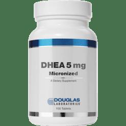 Douglas Labs DHEA 5 mg 100 tabs DHE15