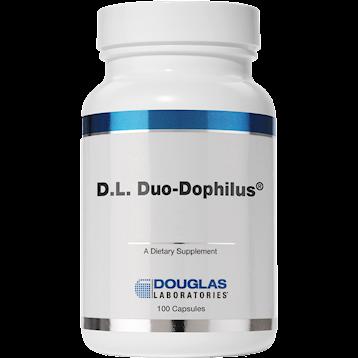 Douglas Labs DL Duo Dophilus 100 caps DLDUO