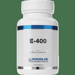 Douglas Labs E 400 400 IU 100 gels ECAP8