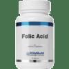 Douglas Labs Folic Acid 400 mcg 90 tabs D06481