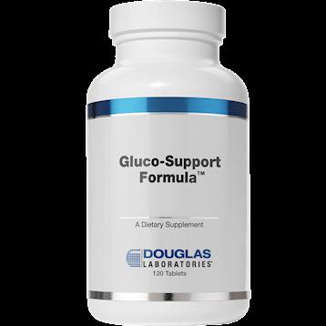 Douglas Labs Gluco Support Formula 120 tabs GLU26