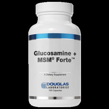Douglas Labs Glucosamine MSM Forte™ 120 caps GLU29