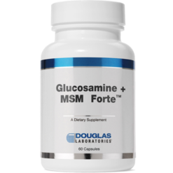 Douglas Labs Glucosamine MSM Forte™ 250 caps GLU23