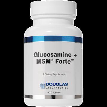 Douglas Labs Glucosamine MSM Forte™ 60 caps GLU27