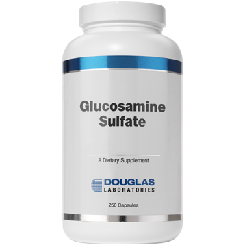 Douglas Labs Glucosamine Sulfate 250 caps GLU24