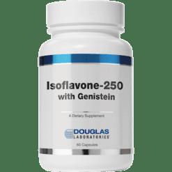 Douglas Labs Isoflavone 250 with Genistein 60 caps ISOF2
