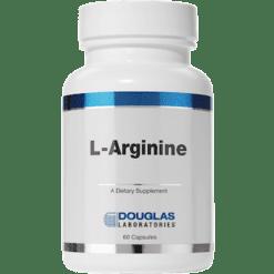 Douglas Labs L Arginine 500 mg 60 caps ARGI4
