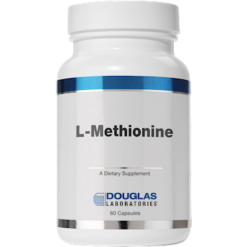 Douglas Labs L Methionine 500mg 60 caps METH3