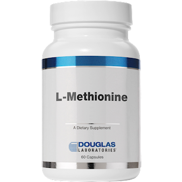 Douglas Labs L Methionine 500mg 60 caps METH3