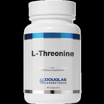 Douglas Labs L Threonine 500 mg 60 caps THRE1