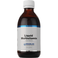Douglas Labs Liquid Multivitamin 7.8 fl oz LIQ3
