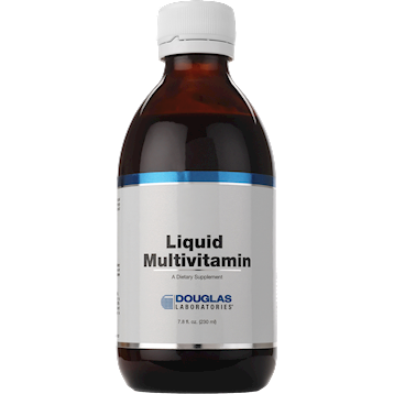 Douglas Labs Liquid Multivitamin 7.8 fl oz LIQ3