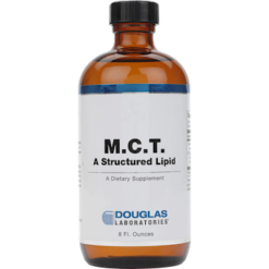 Douglas Labs M.C.T. A Structured Lipid liquid 8 oz MCT3