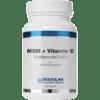 Douglas Labs MSM Vitamin C 100 tabs MSM