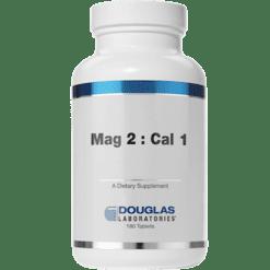 Douglas Labs Mag 2Cal 1 180 tabs MAG30