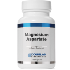 Douglas Labs Magnesium Aspartate 250 caps MAG63