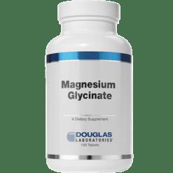 Douglas Labs Magnesium Glycinate 100 mg 120 tabs MAG25