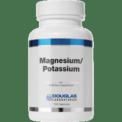 Douglas Labs Magnesium Potassium Complex 100 caps MAG31