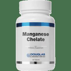 Douglas Labs Manganese Chelate 90 tabs MAN10