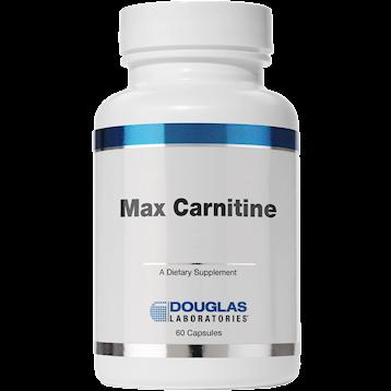Douglas Labs Max Carnitine 500 mg 60 caps CAR20