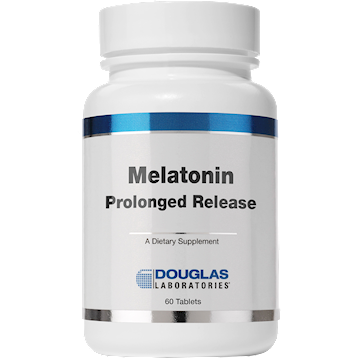 Douglas Labs Melatonin PR 3 mg 60 tabs MEL16